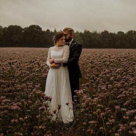 CHRISSY & JAMES - INTIMATE WEDDING, SALISBURY