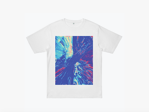 COMPRESSED PARADISE GRAPHIC TEE 001