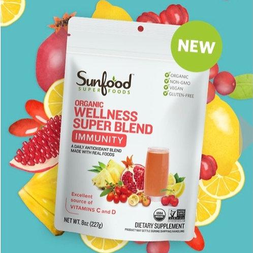 Wellness Super Blend Immunity Powder (8 oz)