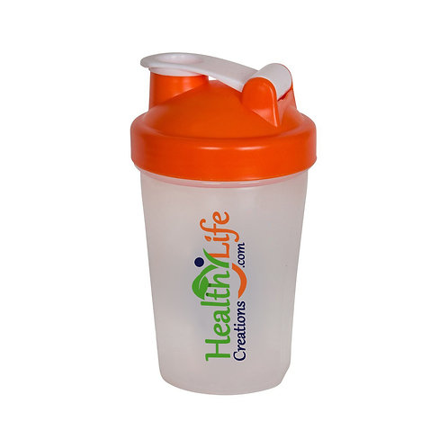 Shaker bottle with Metal ball inside   16oz/500ml