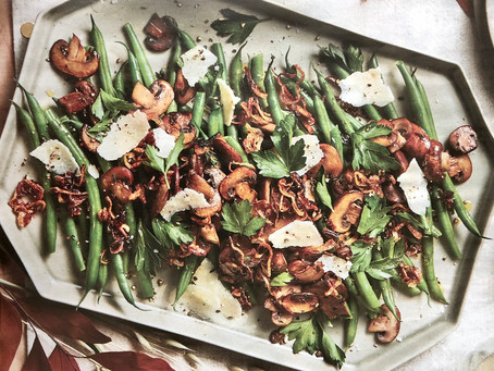 Healthy modifications to your favorite Holiday side dishes.