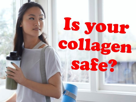 Is your Collagen Powder safe and pure? Where is it coming from?