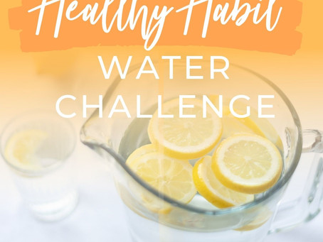 Are you drinking enough water? Simple tips to help.