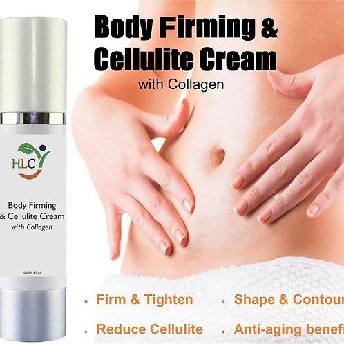 Body Firming & Cellulite Cream with Collagen 4 oz