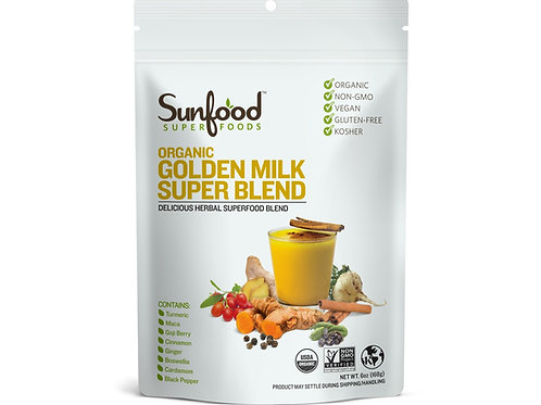 Organic Golden Milk Superblend