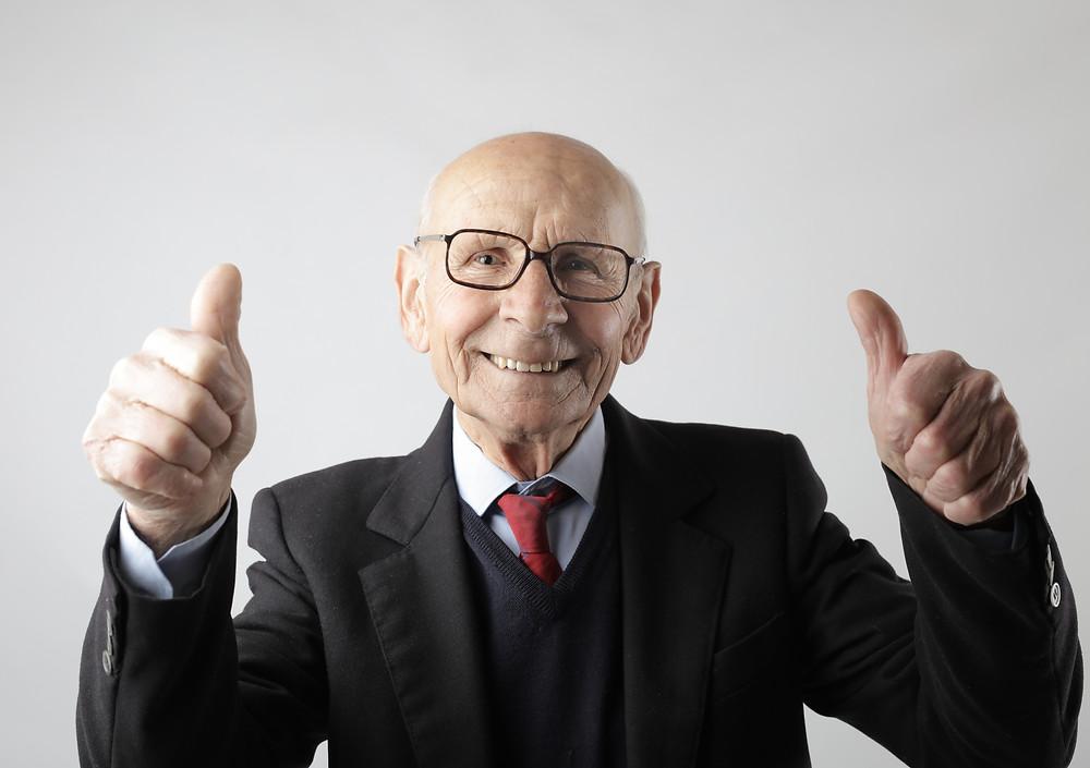 Personne âgée santé mentale