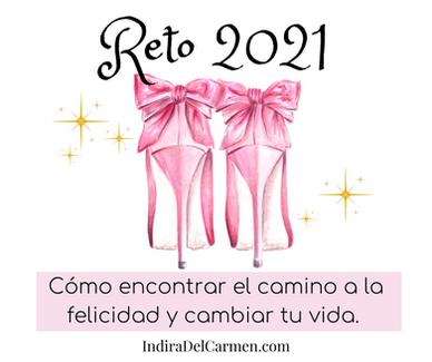 Reto 2021 - En busca de la felicidad