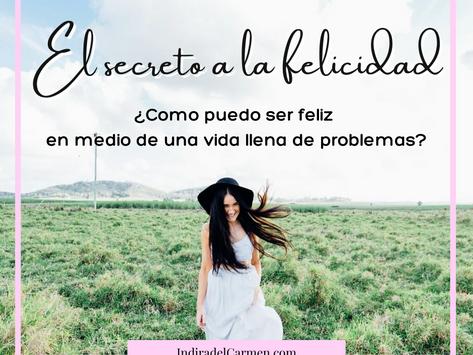 El secreto a la felicidad