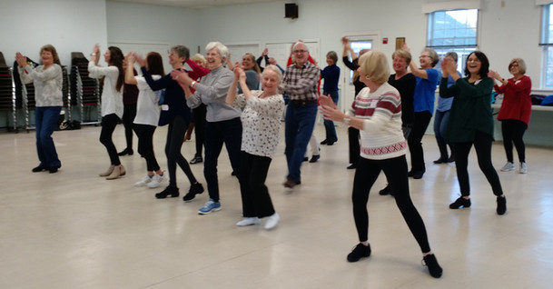 January Line Dance Party