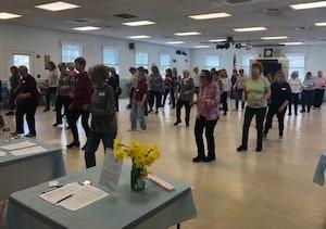 ArtWeek Line Dance Party
