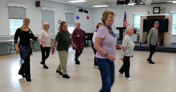 March Line Dance Party