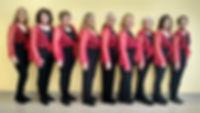 2019 Cape Sands Ballroom Line Dance Performance Team
