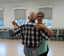 Rumba Partner Dance  Dennis COA December 2019
