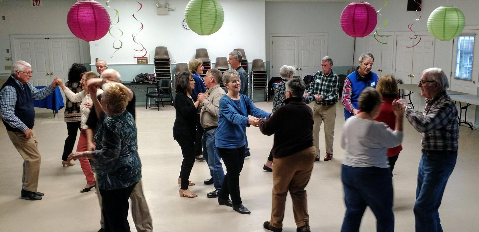 Cape Sands Ballroom Partner Dancing