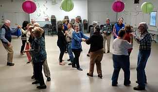 Swing Partner Dance Class at Dennis COA February 2020