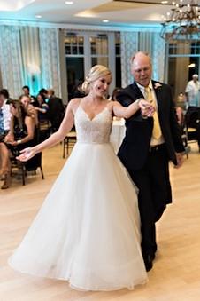 Father daughter dance Nolan wedding - 8/4/17