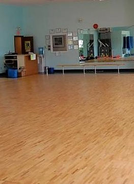Hall for private lessons