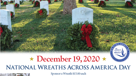 REMEMBER * HONOR * TEACH | National Wreaths Across America Day