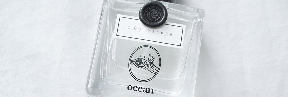 Ocean 海洋 香水 — 海洋調