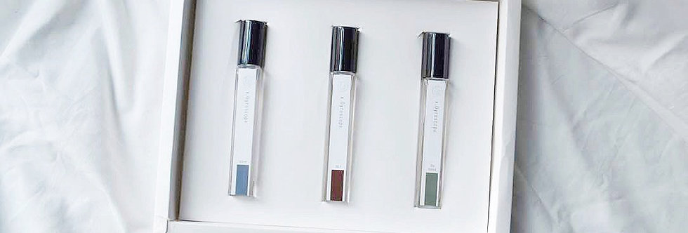 10ml 香水3入禮盒裝