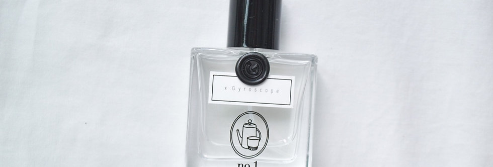 no.1 perfume — 茶香調