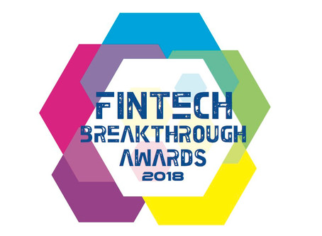 "Questis Wins 2018 FinTech Breakthrough Award for ""Best Personal Finance Company"""