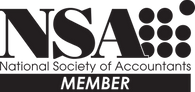 NSA Member Logo BW.png