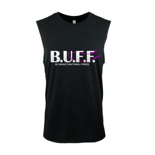B.U.F.F. Cut-off T-shirt