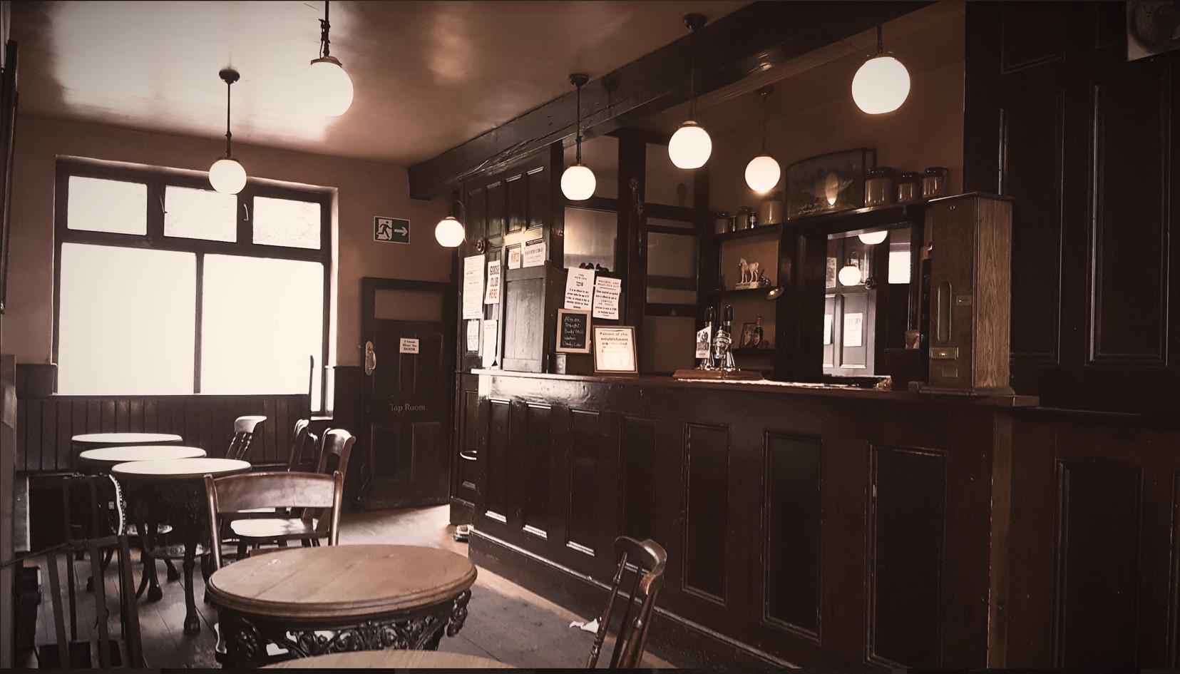 Saloon Bar - The New Inn
