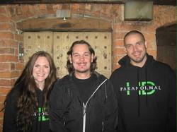 Jayne & Simon with Mark Conner (SGA)