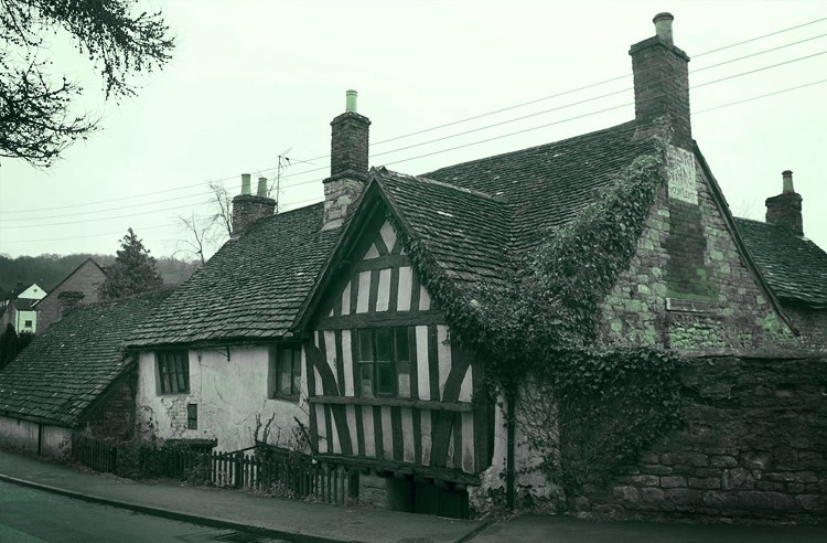 Are places like the ancient Ram Inn simply epicentres for timeslip phenomena?