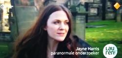 Jayne on 'Lauren!' TV Show