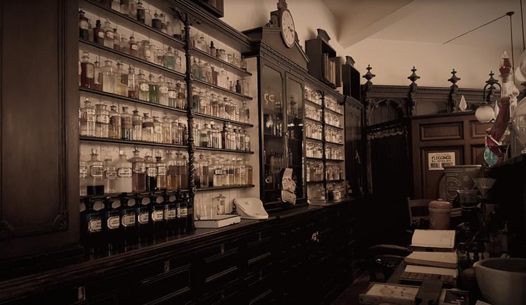 The Chemist Shop