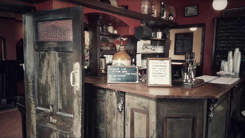 Snug Bar - The New Inn