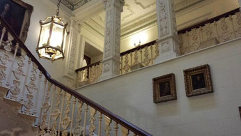 Grand Gothic Staircase