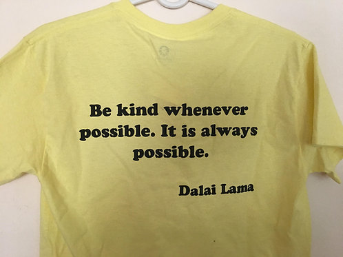 Dalai Lama Quote Shirt