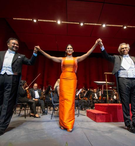 Concierto Aniversario Teatro Nacional 4.