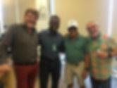 Mac McAnally, Kenny Seymour, Jimmy Buffet,&  Michael Utley