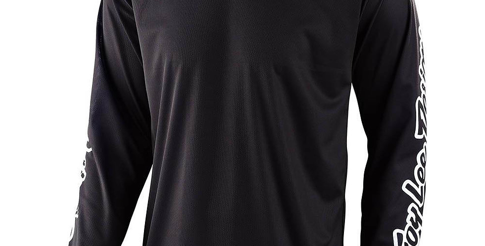 Troy Lee Sprint-Mono Youth jersey, black