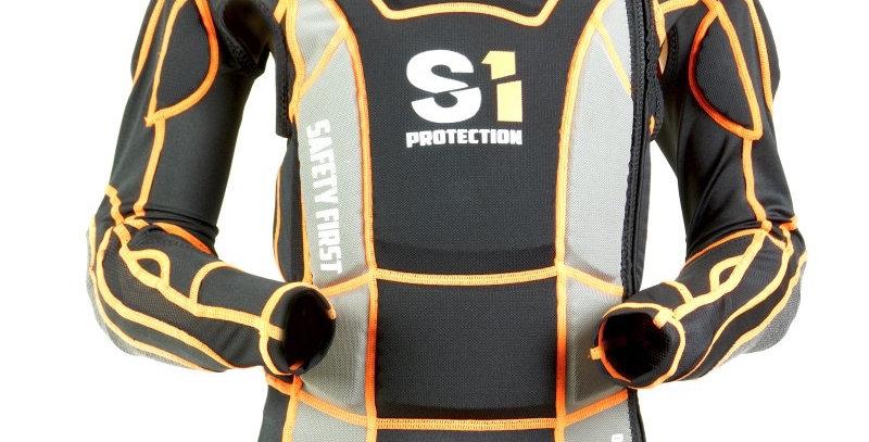 S1 Protection Beskyttelse-jakke Youth