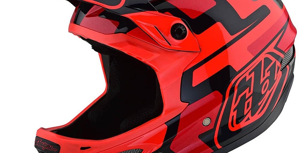 TroyLeeDesign D3 Speedcode Red