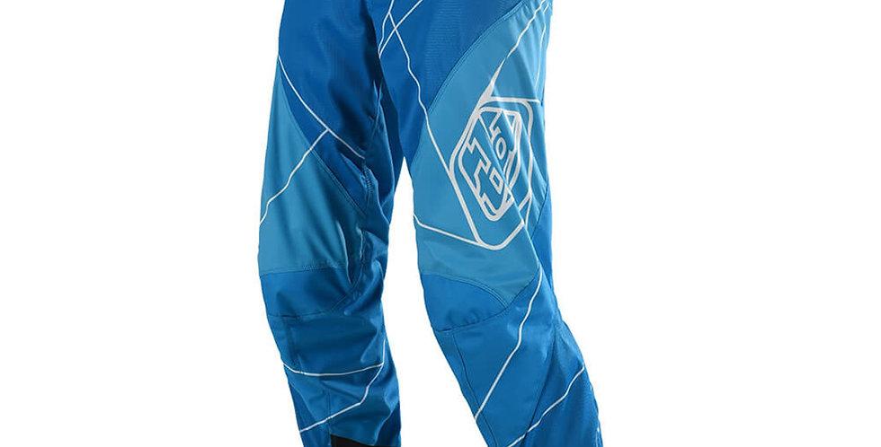 Troy Lee Sprint Youth pant, Metric blue