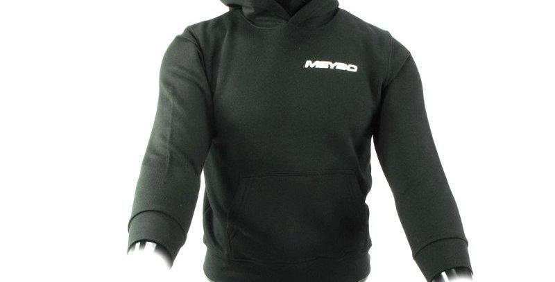 Meybo Logo hoody, V2 Black