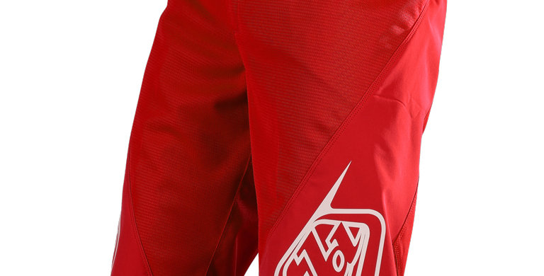 Troy Lee Sprint shorts, rød