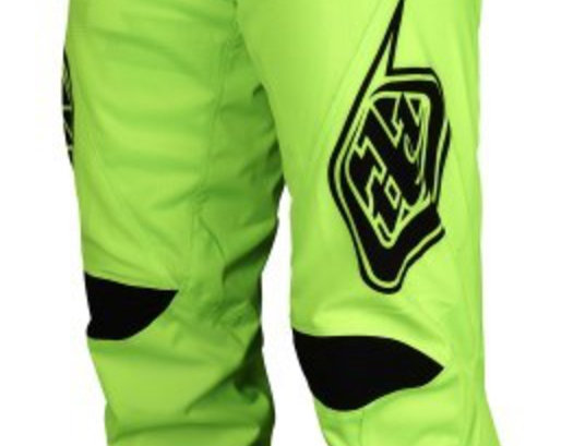 Troy Lee Sprint pant, yellow