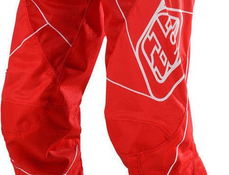 Troy Lee Sprint Youth pant,Metric red