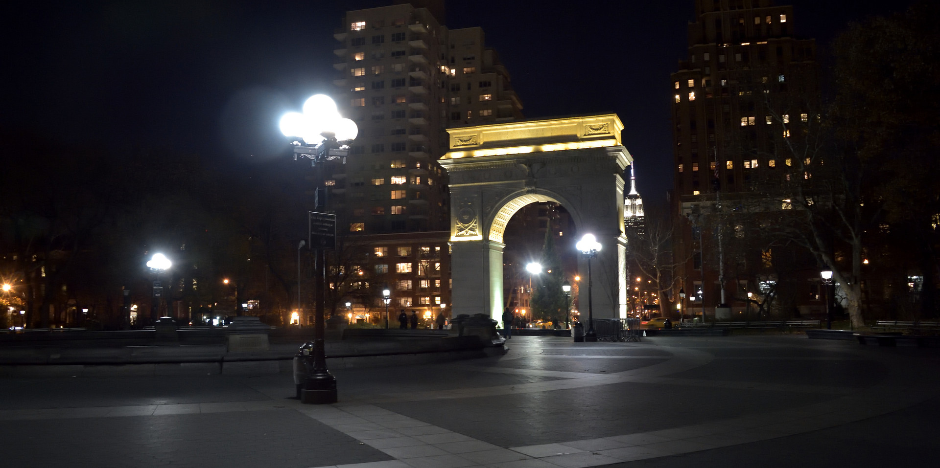 The Arch, 2015