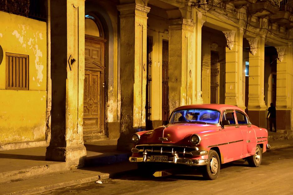 Classic Cuba, 2015
