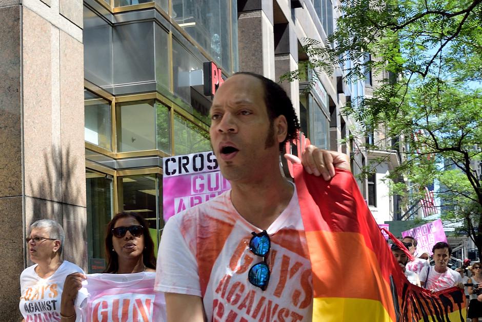 Gays Against Guns, NYC, 2016