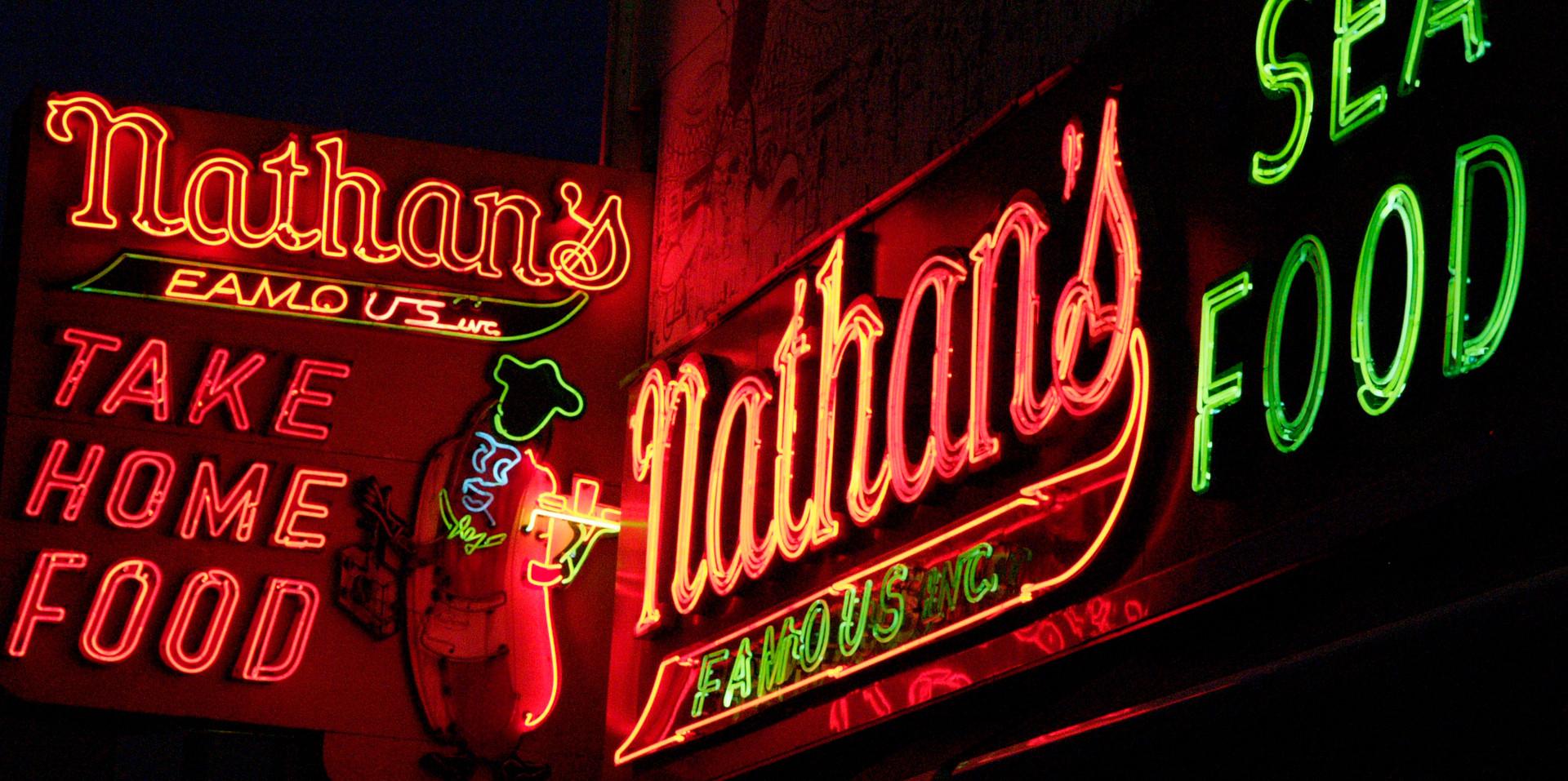 Nathan's, 2007